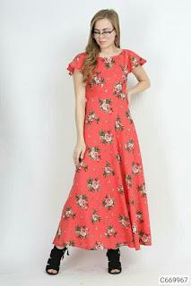 Women's American Crepe Short Sleeve Dresses