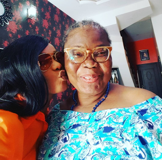 iyabo ojo mother's day