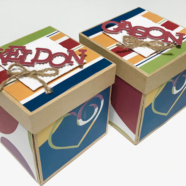 Exploding Valentine Boxes by Thistle Thicket Studio. www.thistlethicketstudio.com