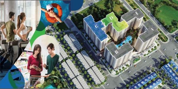 Dự án căn hộ Lovera Vista chung cư Bình Chánh