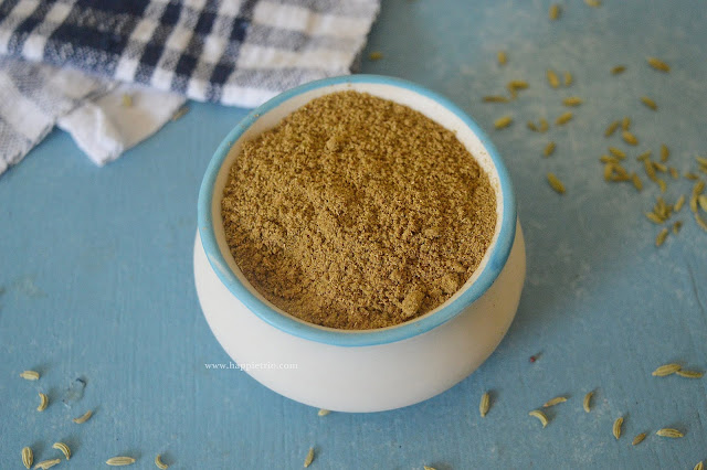 Fennel Seeds Powder Recipe | How to make Fennel Seeds in home