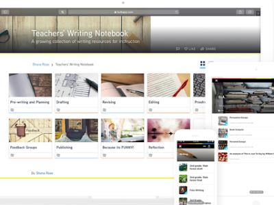 Another Good Portfolio Platform for Students