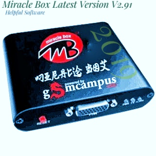 Miracle Box Latest Setup V3.05 Free Download