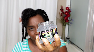 Blue Magic Grease Wash and Go on Natural Hair | Type 4 Natural | DiscoveringNatural