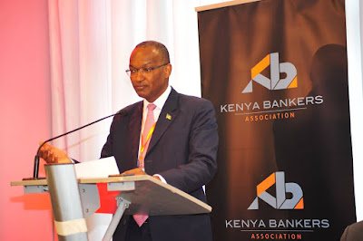 Patrick Njoroge meeting KBA. PHOTO | FILE
