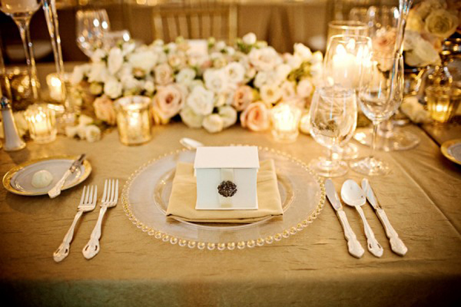 Place Setting Ideas for Weddings - Belle The Magazine