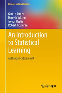 An Introduction to Statistical Learning with Applications in R pdf ebook