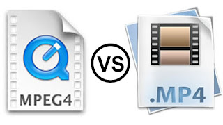 Perbedaan antara MP4 & MPEG-4