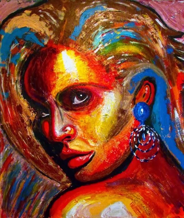 Цвет и женщины. Wojtek Babski