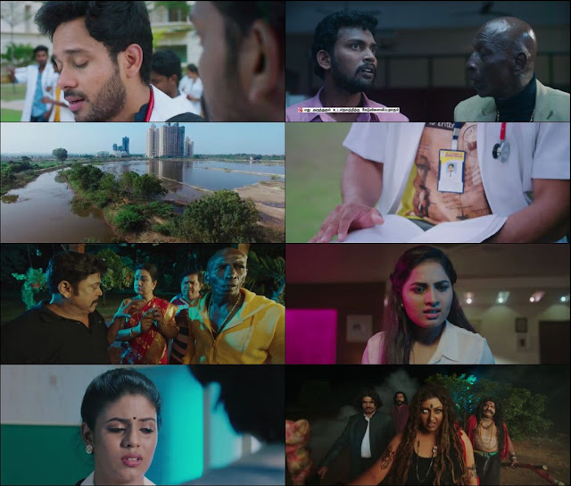 Pottu 2019 Hindi Dubbed 720p WEBRip