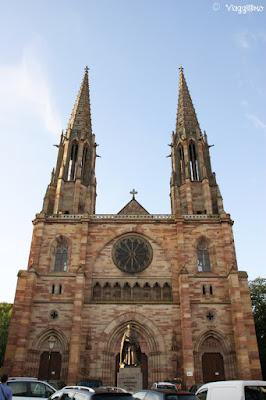 La Chiesa dei Santi Pietro e Paolo di Obernai è una delle chiese cattoliche più grandi d'Alsazia