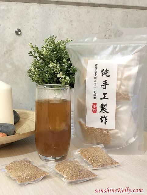 JiangMoi Homemade Organic Brown Sugar Bentong Ginger Tea, JiangMoi, Bentong Ginger Tea, Bentong Ginger Tea Review, Food