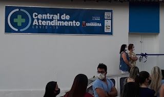 Guarabira: Central de Atendimento Covid-19 passa a funcionar também no período noturno