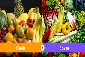 5 Buah yang Sering Dianggap Sayur