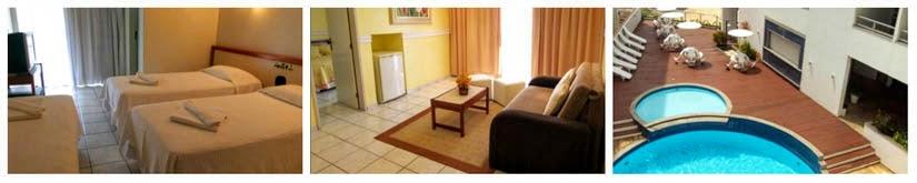 Onde ficar em Guarapari (ES) - Hotel Atlântico