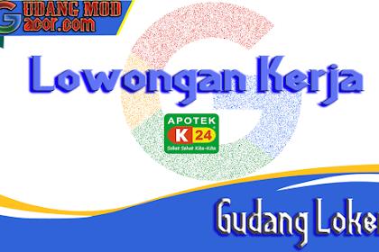 Lowongan Kerja PT K-24 Indonesia Terbaru Juli 2020