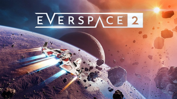 Everspace 2 Game Disc Cover