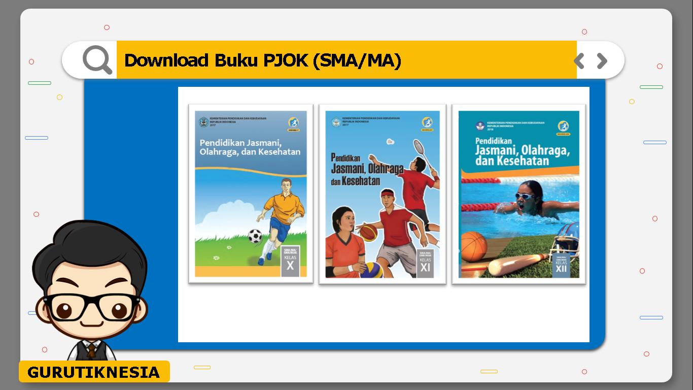 download gratis buku pdf pjok untuk sma/ma