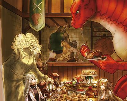"""Licencia Manga: Editorial Hidra se estrena en el mundo del manga con """"Dragón busca casa"""""""