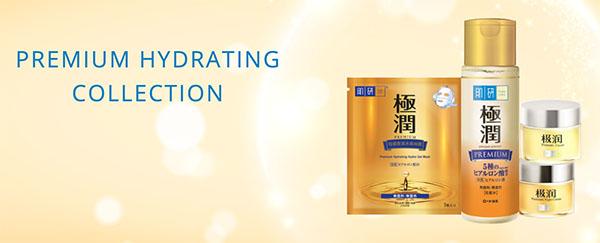 Hada Labo Premium Hydrating Collection