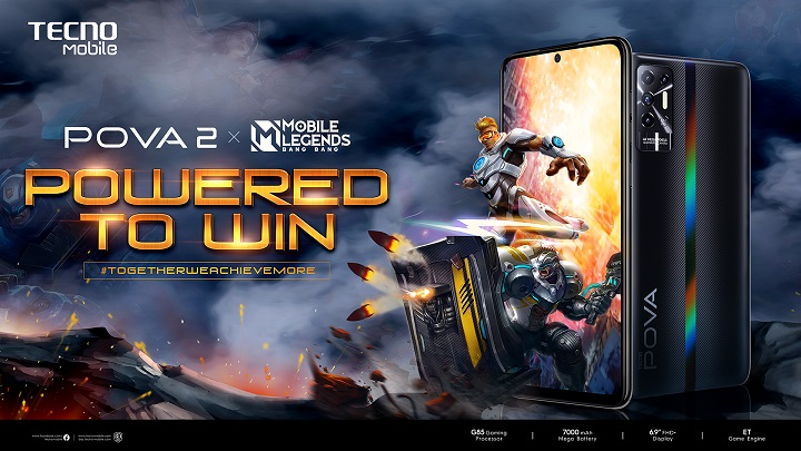 TECNO to stream another Powered-To-Win Gaming Event on June 25!