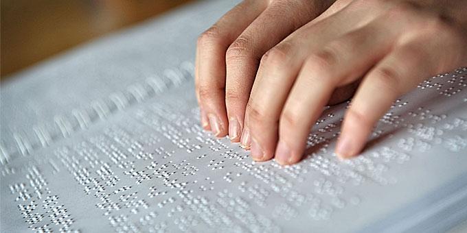 Νέα μαθήματα γραφής και ανάγνωσης Braille στην Ξάνθη