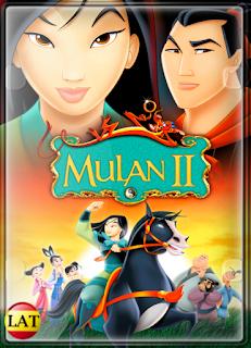 Mulan II (2004) DVDRIP LATINO
