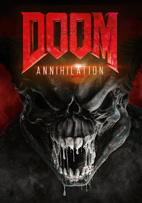 Doom Annihilation 2019 DVD R1 NTSC Latino