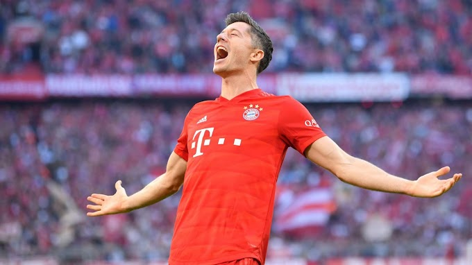 220-goals Lewy became the 3rd best goal scorer in Bundesliga history