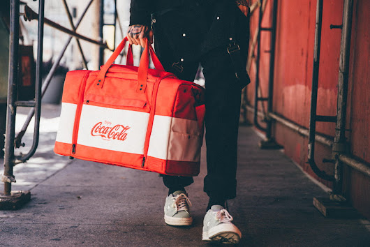Coca-Cola Teams Up Hex To Create Innovative Sneaker Bags