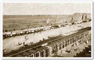 Stabilimento balneare di Riccione storica