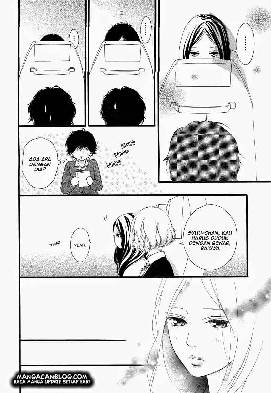 Ao Haru Ride Chapter 36-12