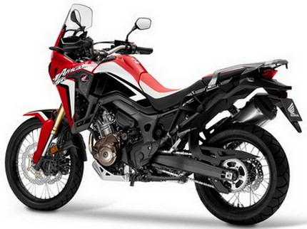 Review Honda Africa Twin