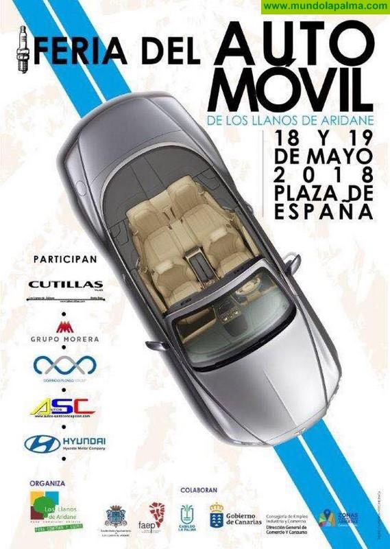 Feria del Automovil de Los LLanos de Aridane