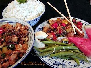 Gluten Free: Kung Pao Chicken