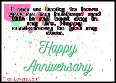 anniversary wishes for you