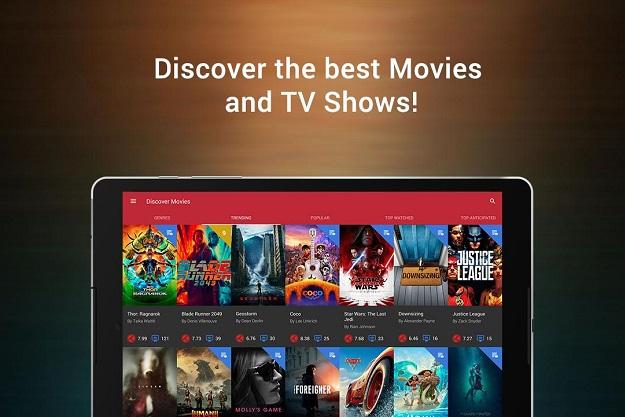CineTrak - Απίθανη εφαρμογή για να βρίσκετε νέες ταινίες ή σειρές και να οργανώνετε όσες βλέπετε