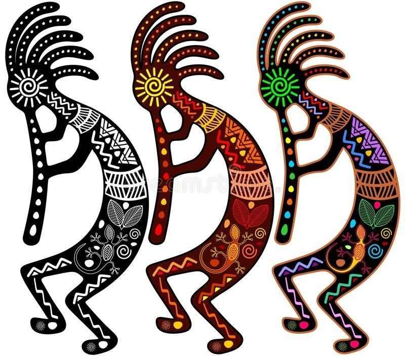 Kokopelli - Deus da Fertilidade, o Símbolo e Seu Significado