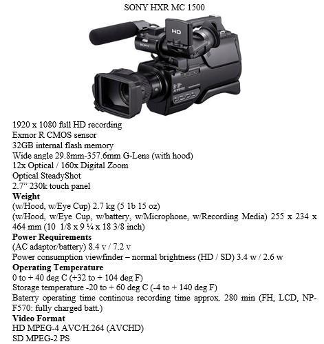 Program Dokumenter Televisi Tugas Penata Kamera Untuk Mahasiswa