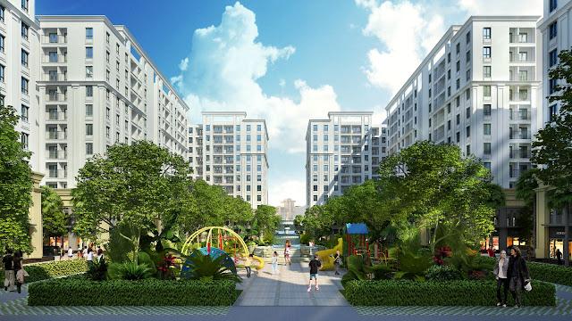 Chung cư FLC Tropical City Hà Khánh