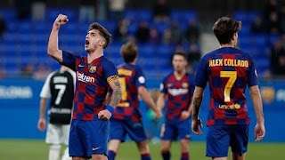 Barcelona has made Monchu and Collado available for transfer