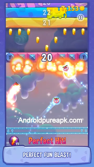 Wonderball - One Touch Smash Apk