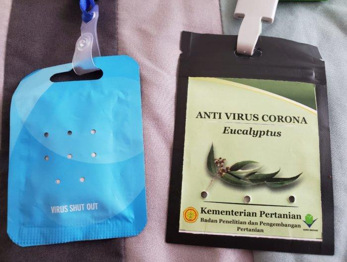 Testimoni Orang yang Sudah Merasakan Kalung Antivirus Corona