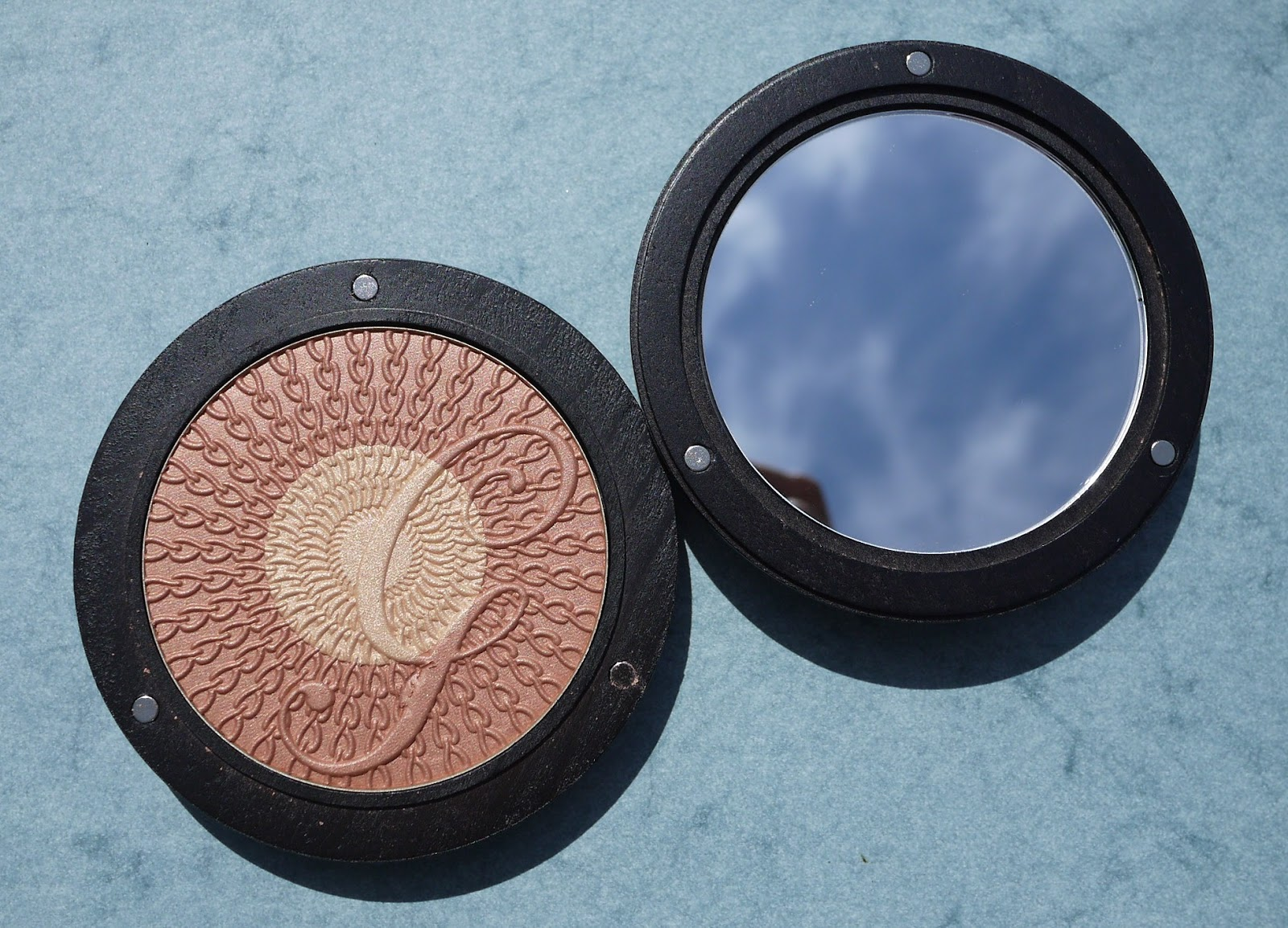 Best Things in Beauty: Guerlain Terra Ora Compact for ...
