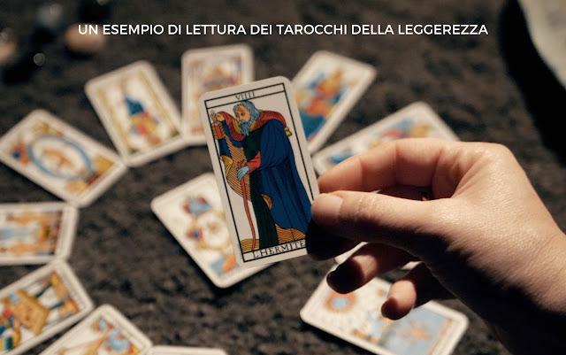 I TAROCCHI DELLA LEGGEREZZA: UN ESEMPIO DI LETTURA
