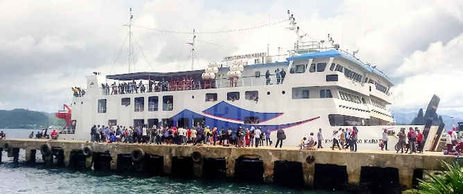 PT Angkutan Sarana Danau dan Penyeberangan (ASDP) Cabang Ambon dalam rangka libur Lebaran 1439 H/ 2018 telah menyiapkan sedikitnya 900 tiket mudik gratis bagi warga Maluku yang akan berlibur ke kampung halaman mempergunakan kapal penyeberangan ASDP Cabang Ambon.