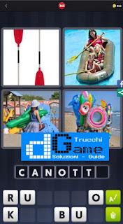 4 Immagini 1 Parola livello 365