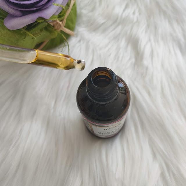 Aceite de rosa mosqueta MOHANI- Reseña 03