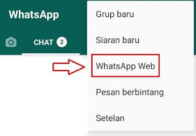 Membuka WhatsApp di Laptop atau Komputer