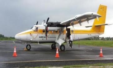 Pesawat Jalur Sumenep - Surabaya Masih Terhitung Rendah Jumlah Pengunjungnya